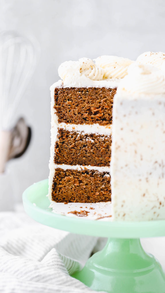 Best Ever Carrot Cake Moist And Flavorful Butternut Bakery