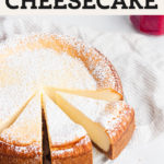 new york cheesecake pinterest graphic