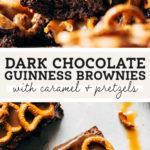 Guinness brownies Pinterest