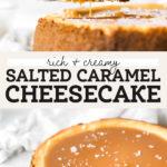 salted caramel pinterest graphic