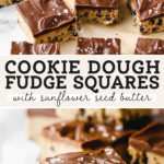 fudge pinterest graphic