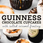 guinness cupcakes pinterest graphic