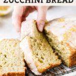 lemon zucchini bread pinterest graphic
