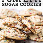 funfetti cookies pinterest graphic