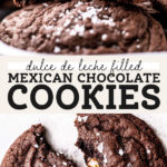 mexican chocolate pinterest graphic