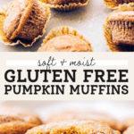 pumpkin muffins pinterest graphic