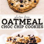 oatmeal cookie pinterest graphic