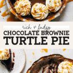 turtle pie pinterest graphic