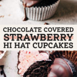 hi hat cupcakes pinterest graphic
