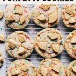 birthday cookies pinterest graphic