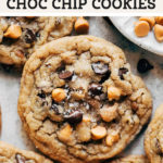 butterscotch cookies pinterest graphic