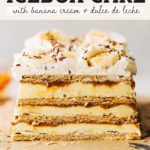 banoffee icebox cake pinterest graphic