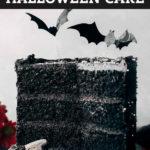 black velvet cake pinterest graphic