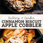 apple cobbler pinterest graphic